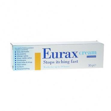 Eurax Cream 30g Inish Pharmacy Ireland