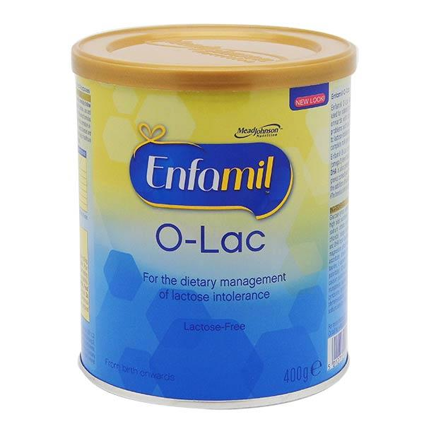 Enfamil O Lac Lactose Free Baby Milk Powder 400gm Inish Pharmacy Ireland