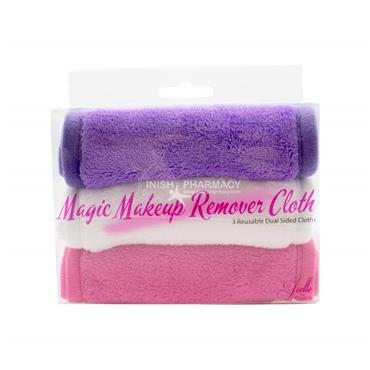 Calco Magic Makeup Remover Cloth 3 Reusable Dual Sided Cloths | Inish Pharmacy | Ireland